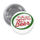 Wonderful time for a beer pin