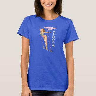Wonderful Trapeze Artist 07 Juliet Circus T-Shirt