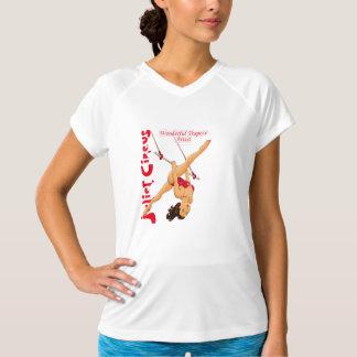 Wonderful Trapeze Artist 08 Juliet Circus T-Shirt