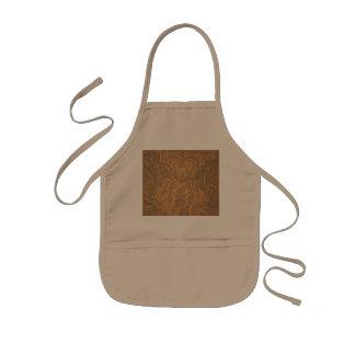 Wonderful vintage design kids apron