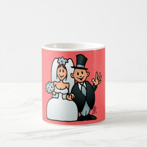 Wonderful Wedding Mugs