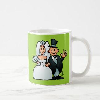 Wonderful Wedding Basic White Mug