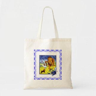 Wonderful Wizard of Oz Budget Tote Bag
