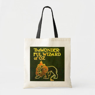 Wonderful Wizard of Oz Cowardly Lion Book Bag