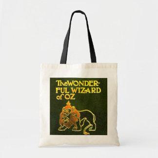 Wonderful Wizard of Oz Cowardly Lion Book Bag