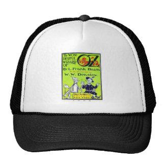 Wonderful Wizard Of Oz Trucker Hats