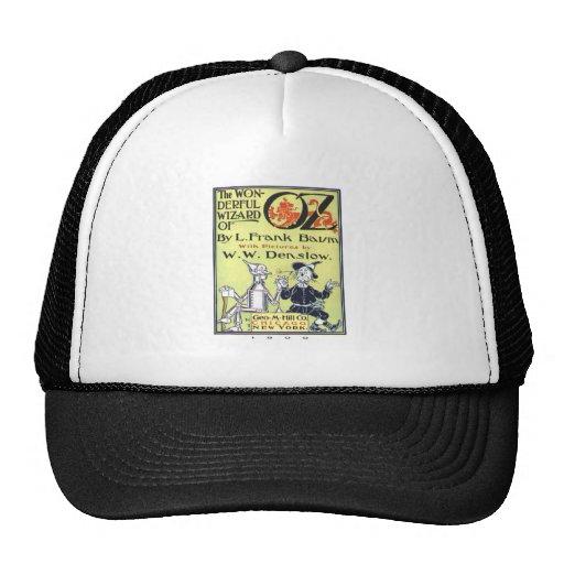 Wonderful Wizard Of Oz Mesh Hats