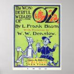 Wonderful Wizard of Oz Poster