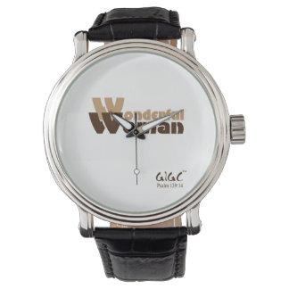 Wonderful Woman Wristwatches