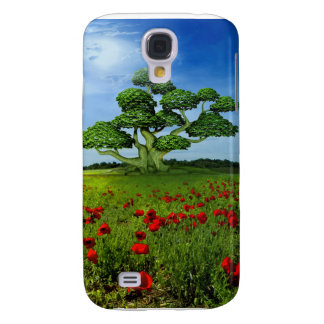 Wonderful World Galaxy S4 Case