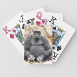 Wondering!_ Bicycle Poker Cards