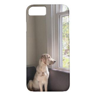 Wondering Dog iPhone 8/7 Case
