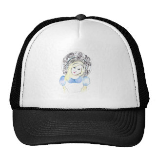 Wonderland Alice Cap