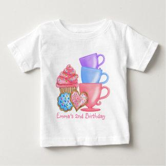 Wonderland  Birthday Tea Party Tees