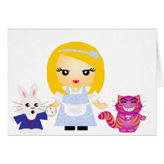 Wonderland Card