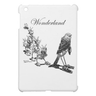 Wonderland Characters Case For The iPad Mini