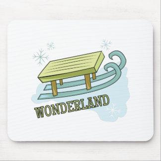 Wonderland Mouse Pads