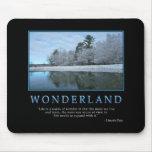 Wonderland Mousepad