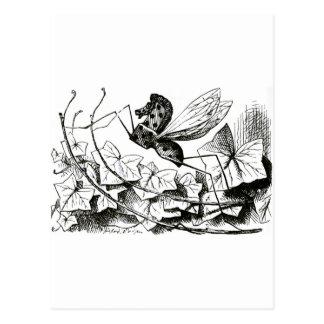 Wonderland Postcard