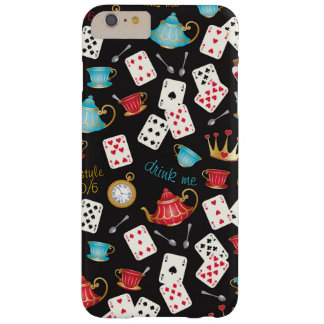 Wonderland Prints Barely There iPhone 6 Plus Case