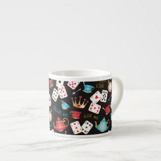 Wonderland Prints Espresso Mug