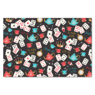 Wonderland Prints Tissue Paper