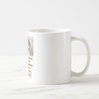 Wonderland Time Has Come Through Looking Glass Coffee Mugs