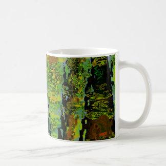 Wonderlands - Dark Green Lagoons Mug