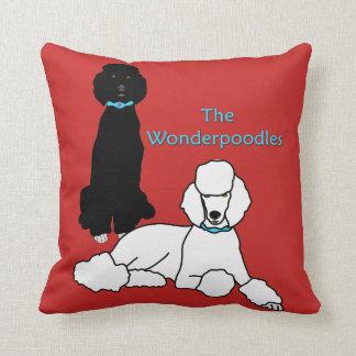 Wonderpoodles Pillow