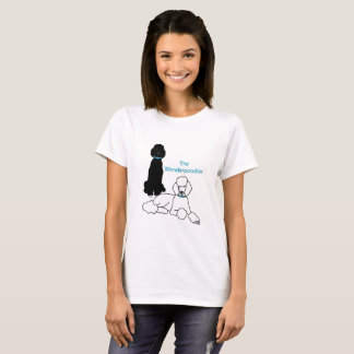 Wonderpoodles Women's tshirt