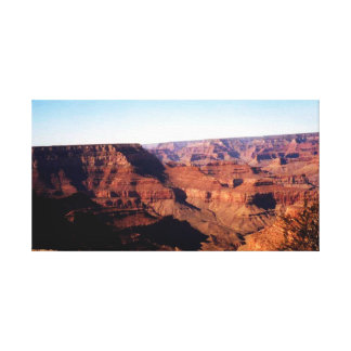 Wondrous Grand Canyon Wrapped Canvas Stretched Canvas Print