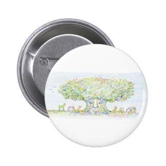 Wondrous Tree Pin