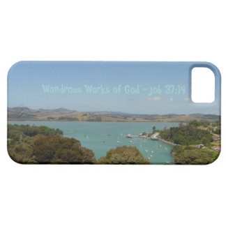 Wondrous Works - Job 37:14 Barely There iPhone 5 Case
