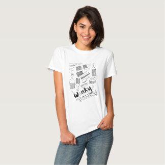 Wonky Combs T-shirt