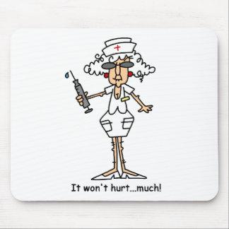 Won't Hurt! Mouse Mat