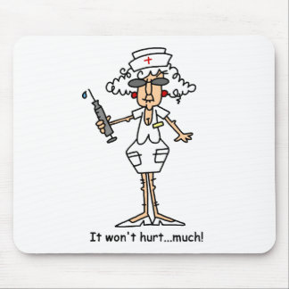 Won't Hurt! Mouse Pad