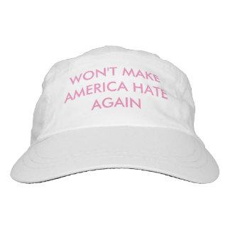 WONT MAKE AMERICA HATE AGAIN' HAT
