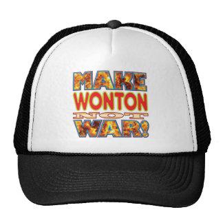 Wonton Make X Cap