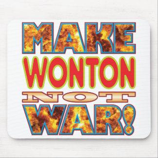 Wonton Make X Mouse Pad