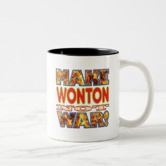 Wonton Make X Two-Tone Mug