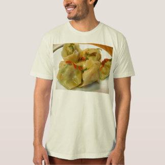 Wontons Foos Dinner Cooking Tee Shirts