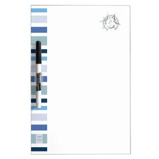 WONZ Limited world nautic Dry Erase White Board