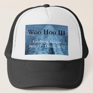 Woo Hoo III cap
