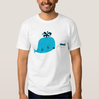 Woob Whale T Shirts