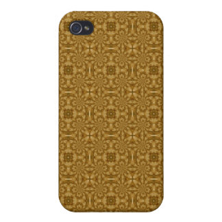 Wood abstract pern case for the iPhone 4