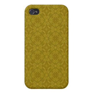 Wood abstract pern iPhone 4 cover