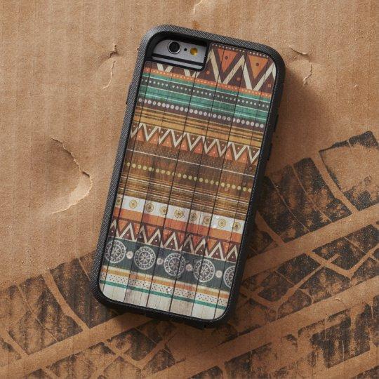 Wood Aztec iPhone 6 Case iPhone 6 Plus iPhone 5 5s