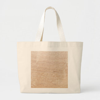 Wood background large tote bag