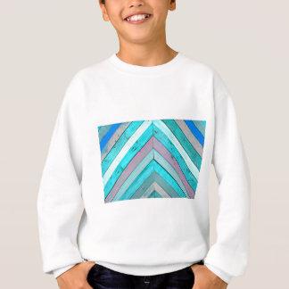 Wood background sweatshirt