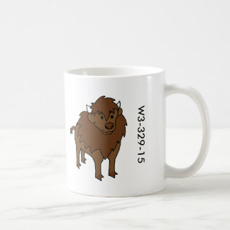 Wood Badge Buffalo Mug